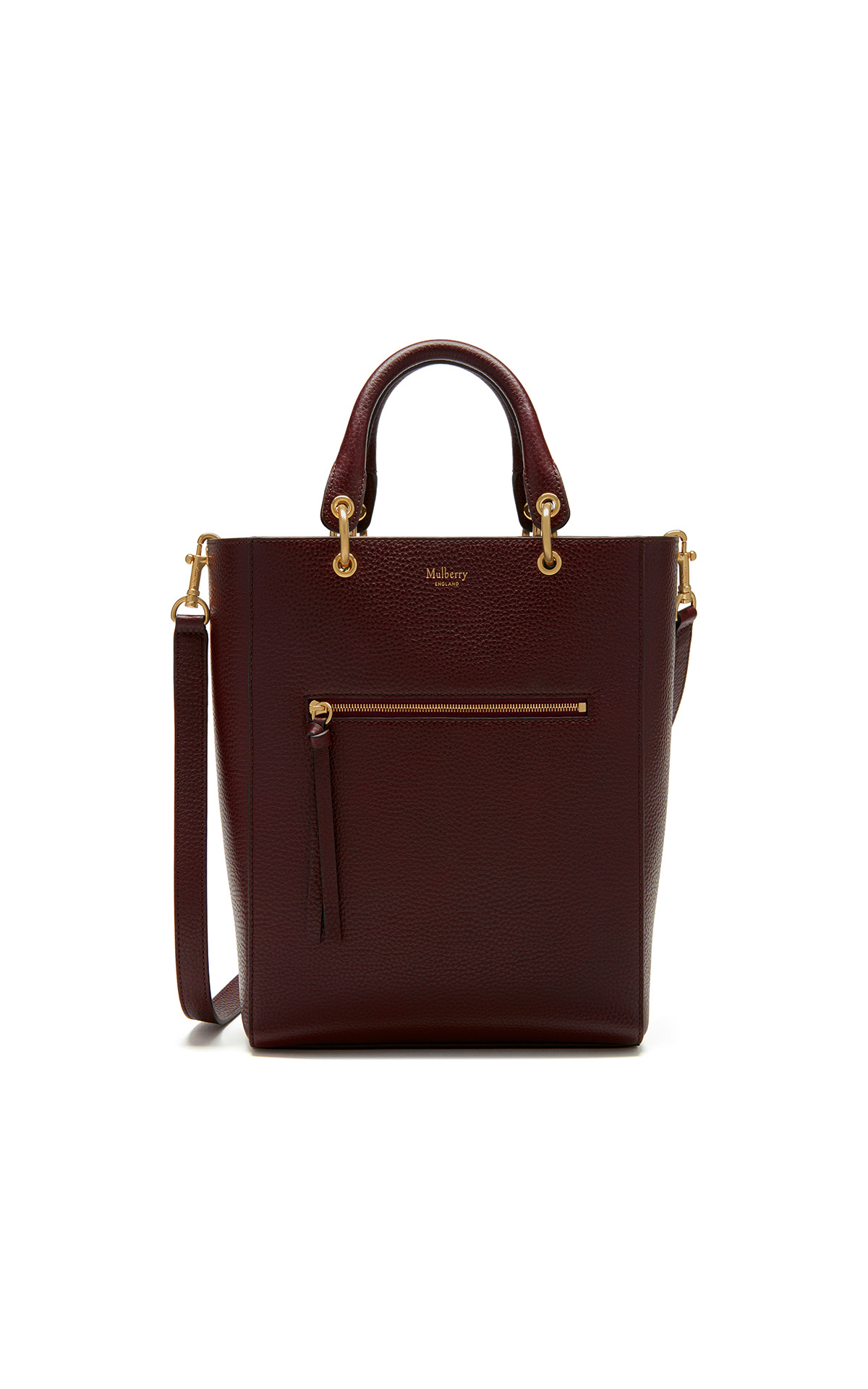 Mulberry Harlow satchel shiny croc from Bicester Village