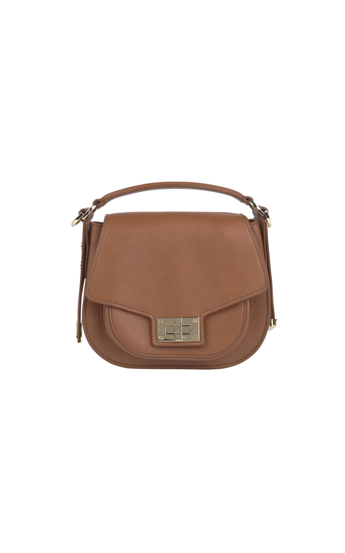 Small camel bag The Kooples