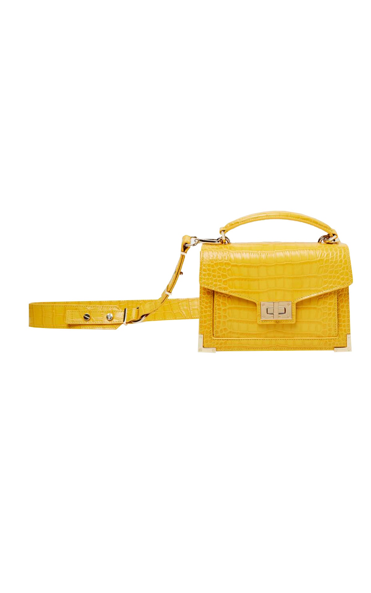 Yellow Emily bag The Kooples