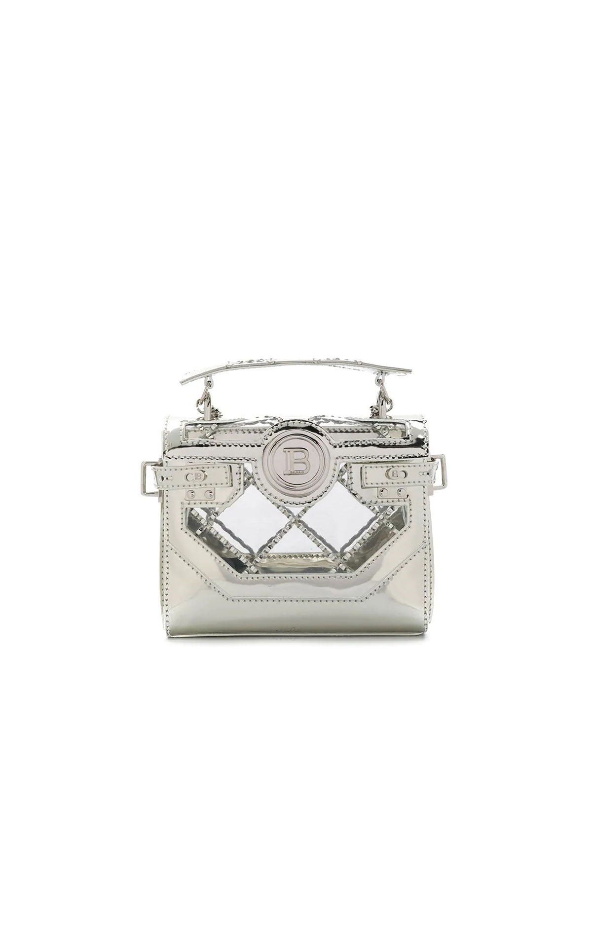 Balmain Bbuzz bacpack 18 mini bag from Bicester Village