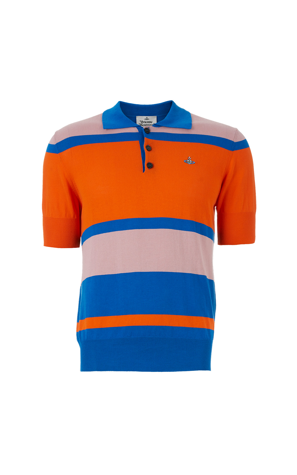 Vivienne Westwood New polo knit from Bicester Village