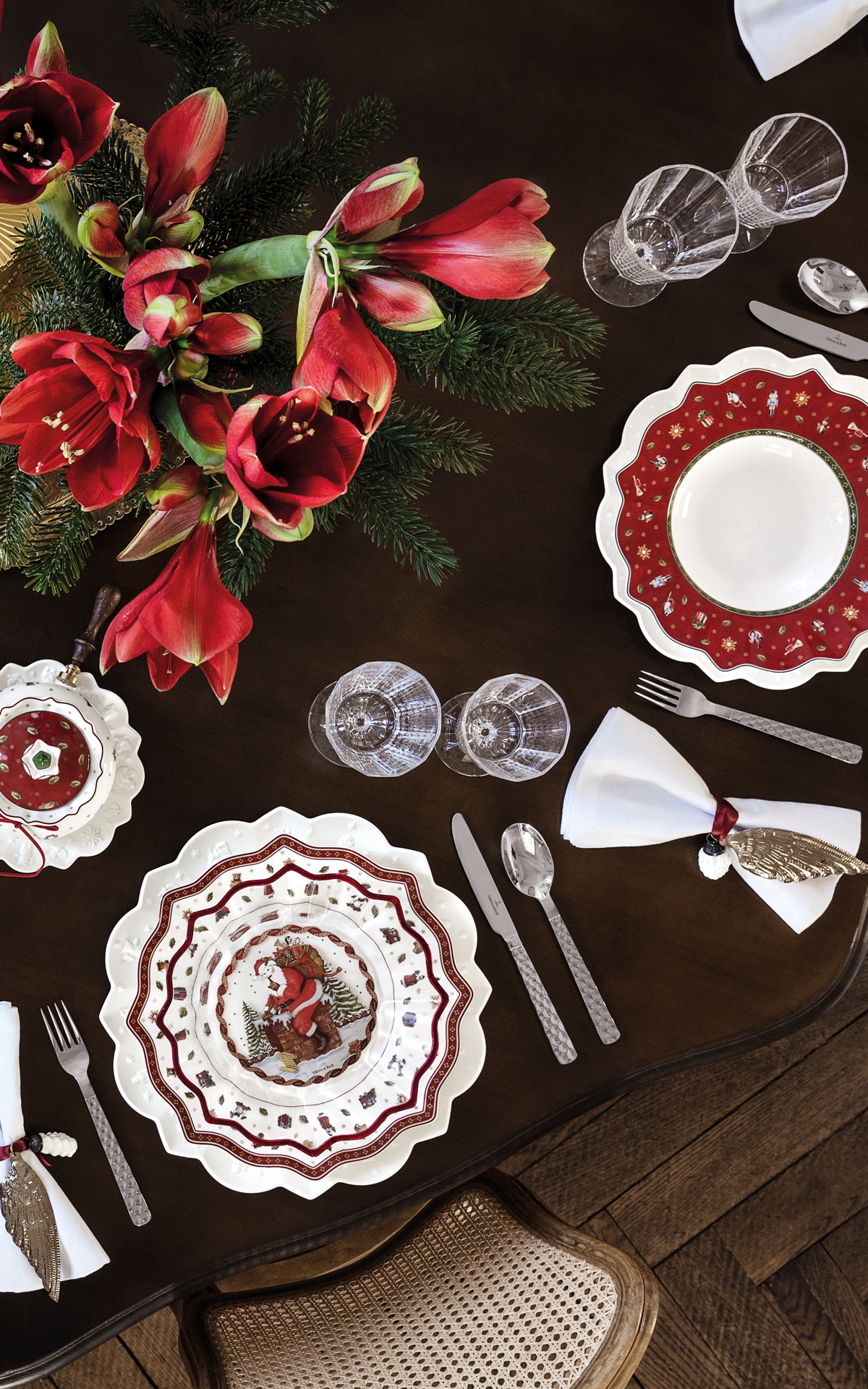 Christmas crockery from Villeroy & Boch