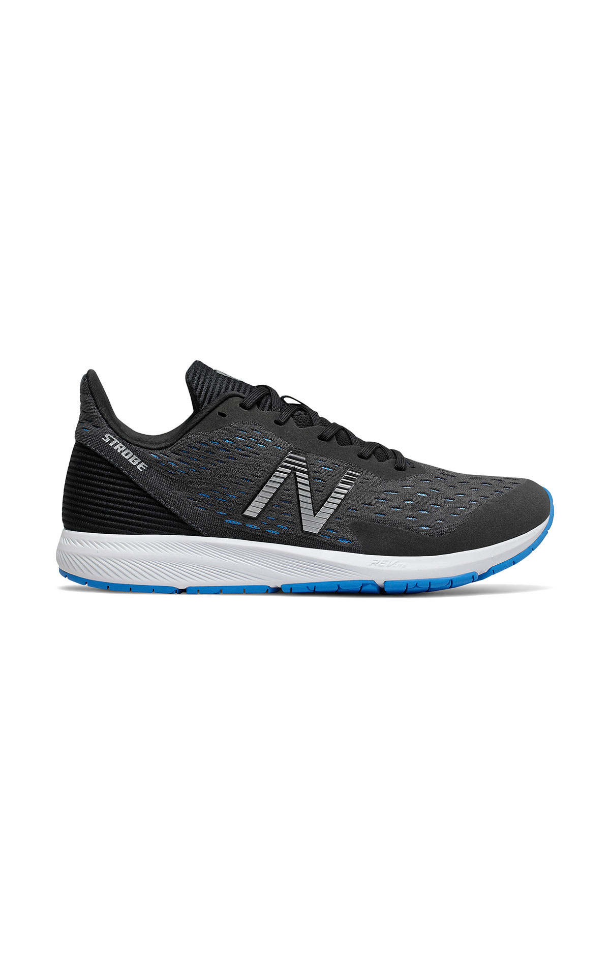 Black Strobe sneaker for man New Balance