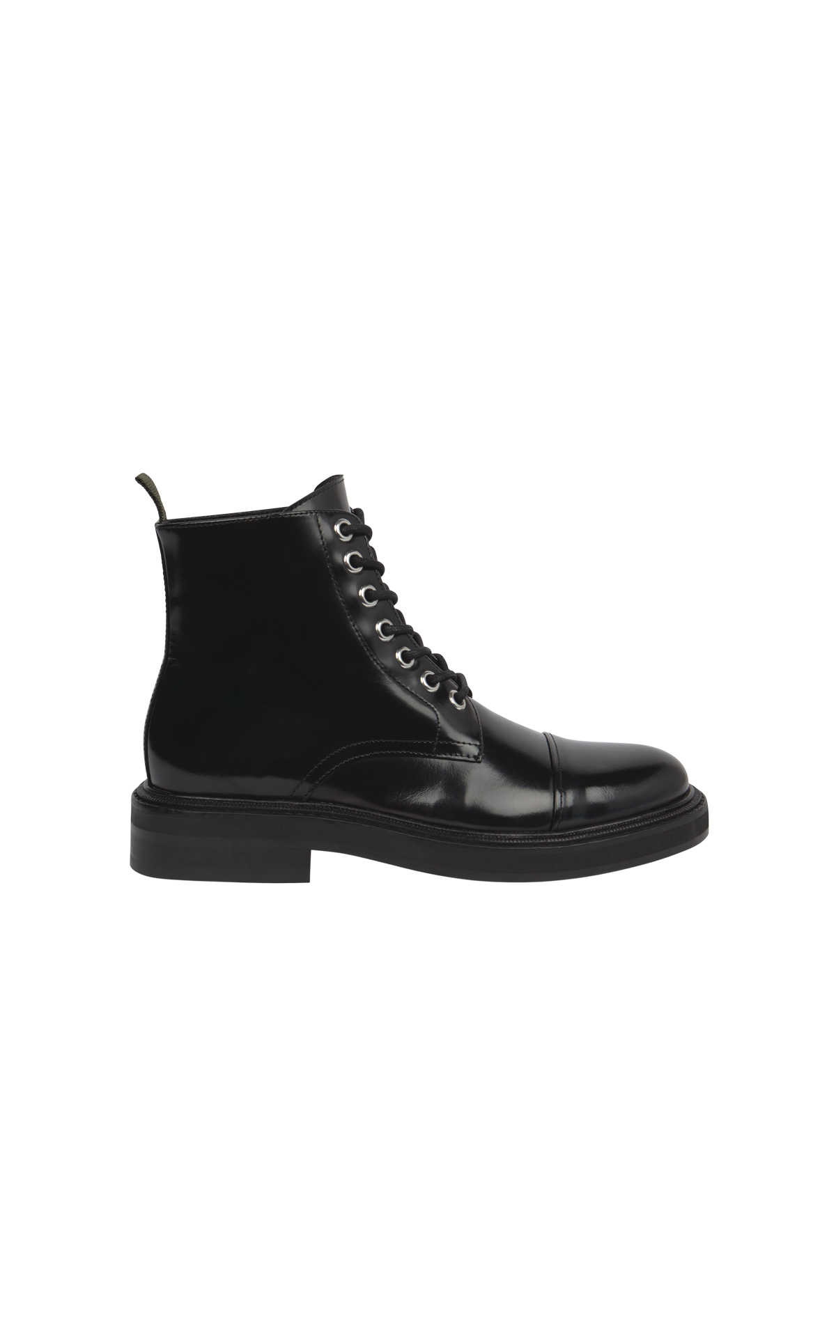Black ankle boot man The Kooples