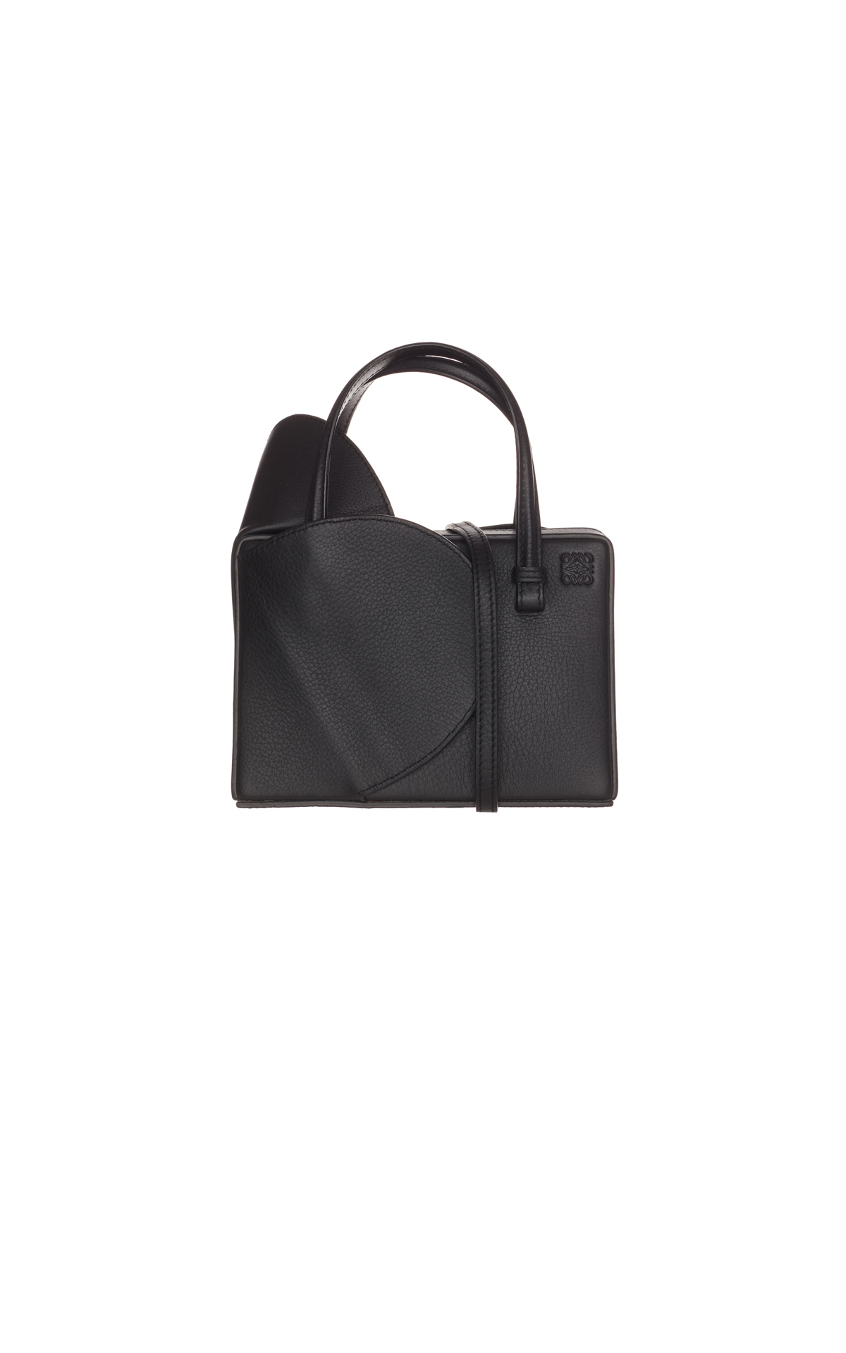 La Vallée Village Loewe Postal Wings Small Black