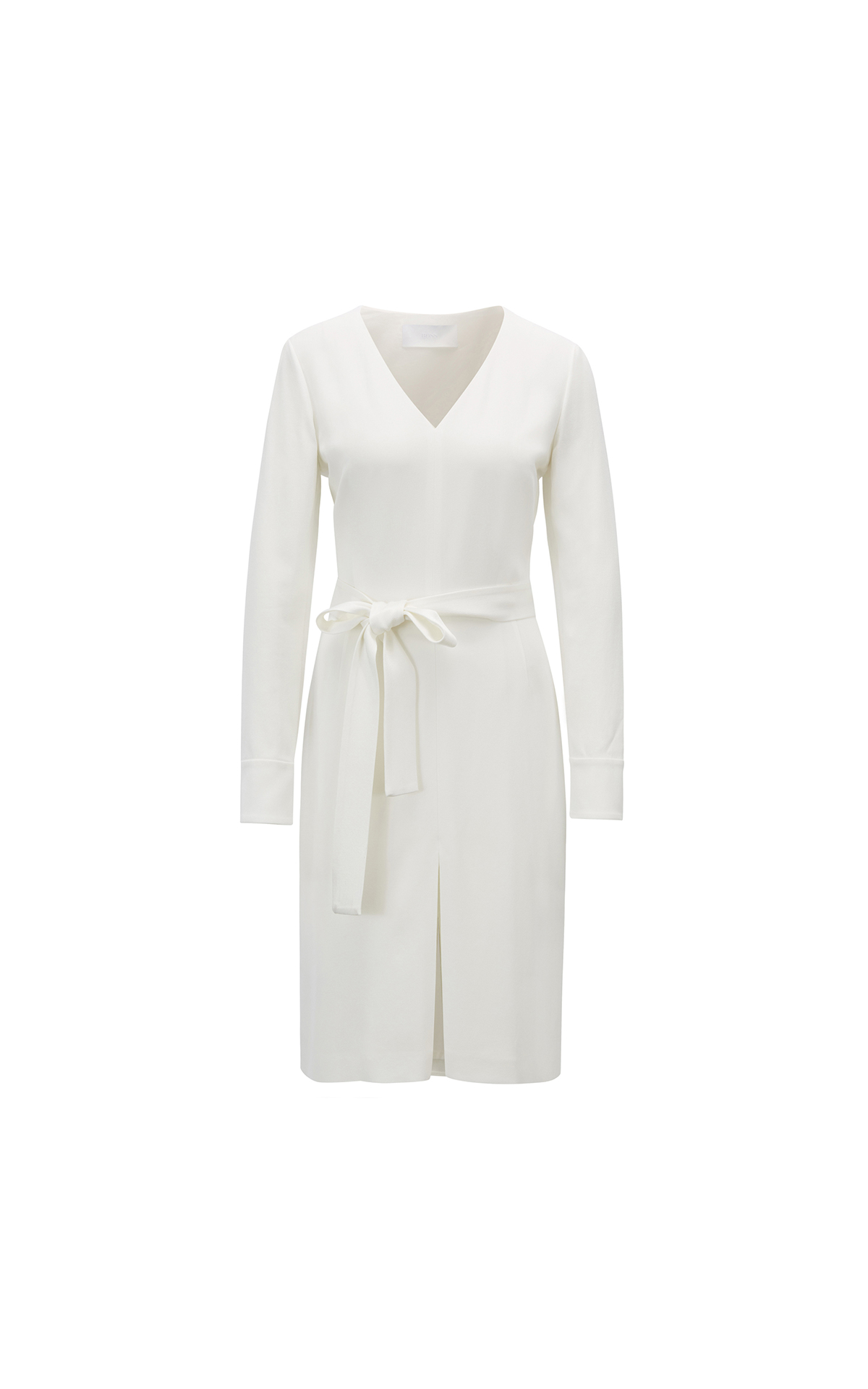 BOSS Women's v-neck dress at The Bicester Village Shopping Collection