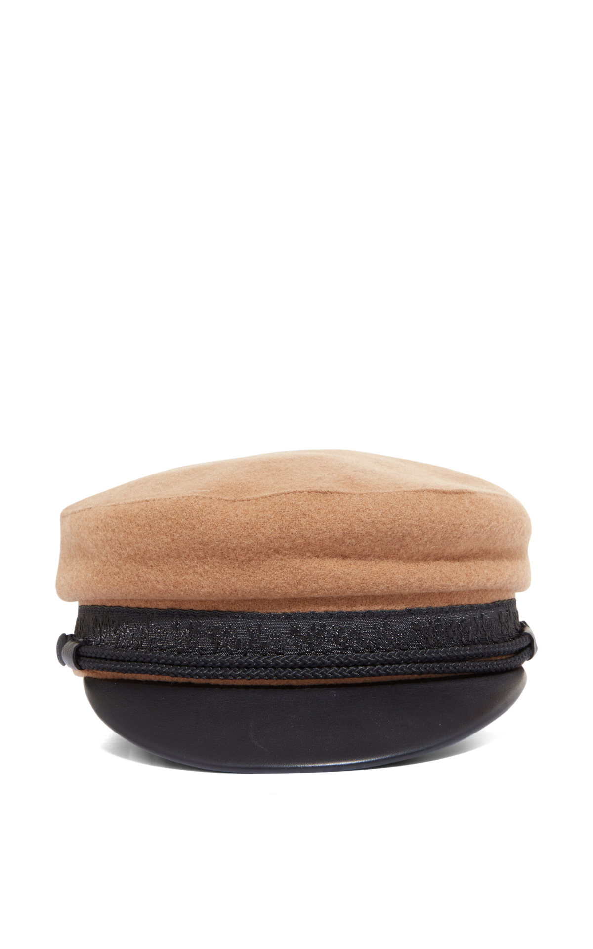 The Kooples Beret Camel la vallée village