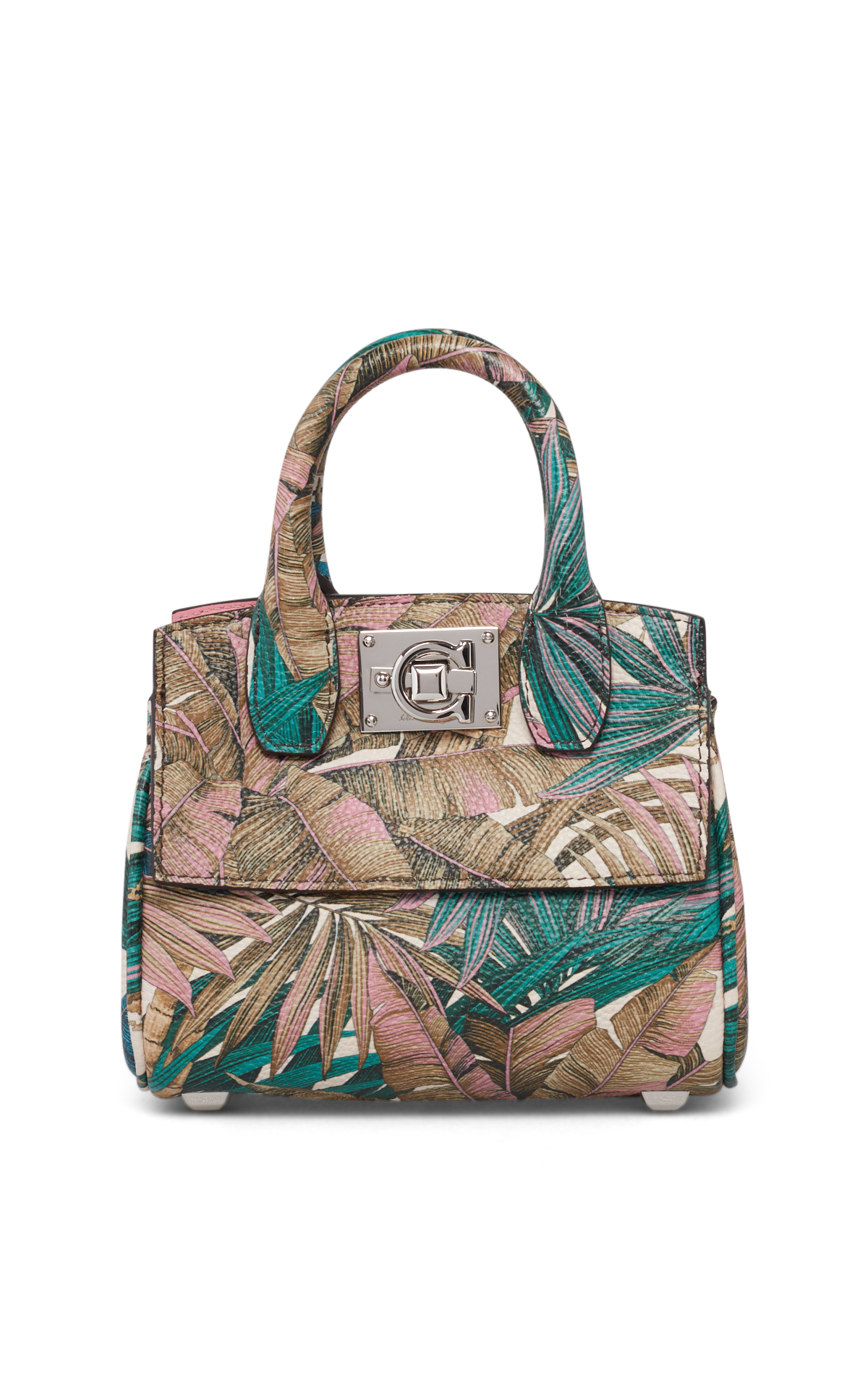 Salvatore Ferragamo Mini sac tropical The Studio*