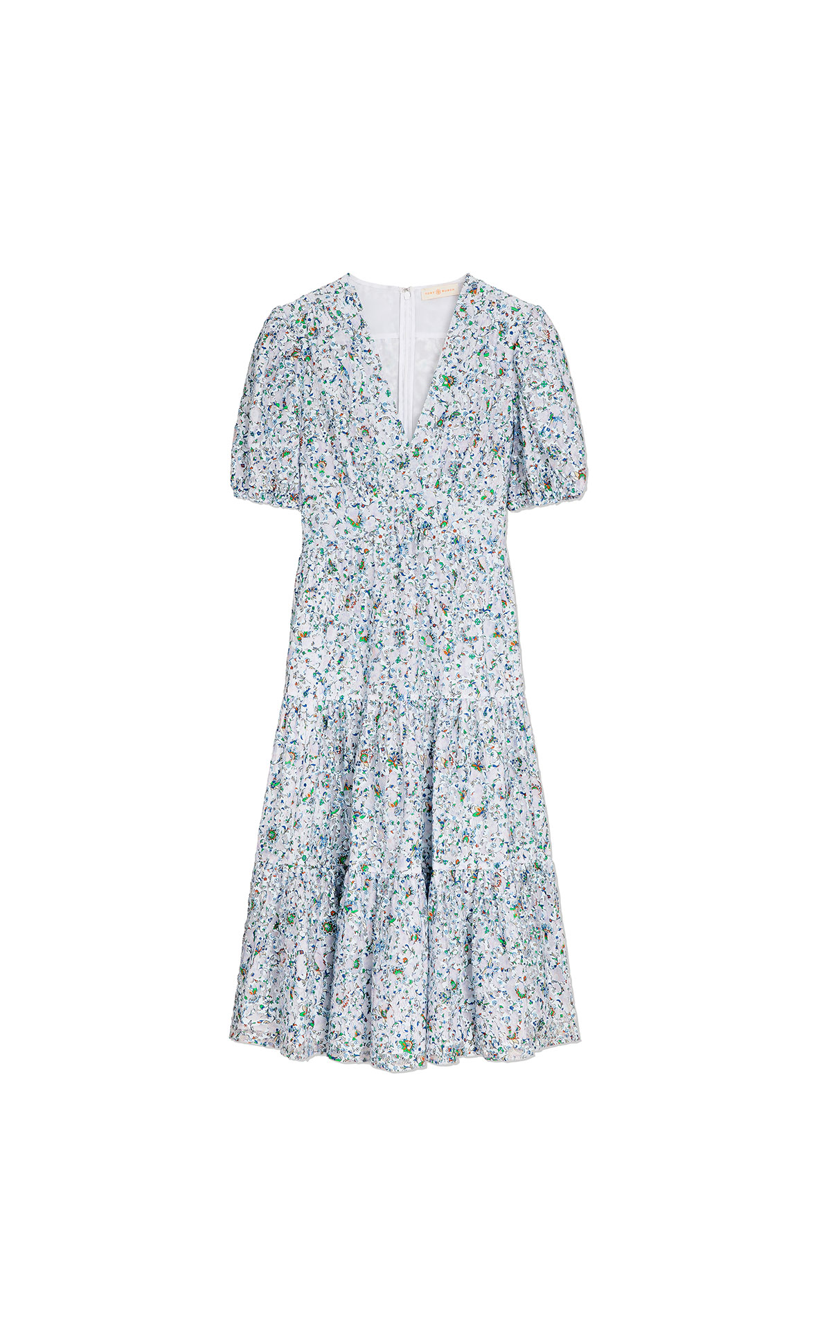 Tory Burch Printed lace dress from Bicester Village