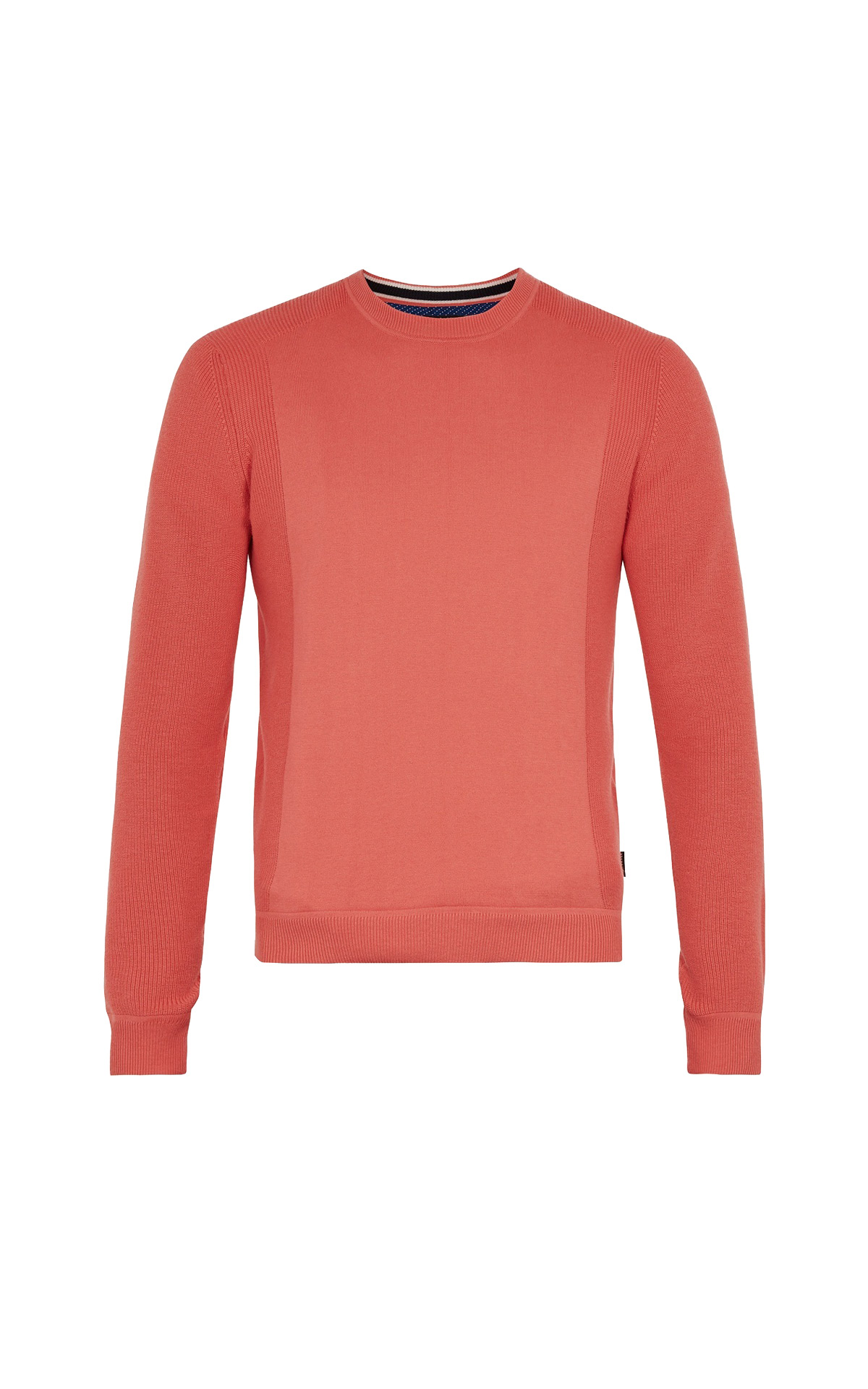 Orange sweater Ted Baker