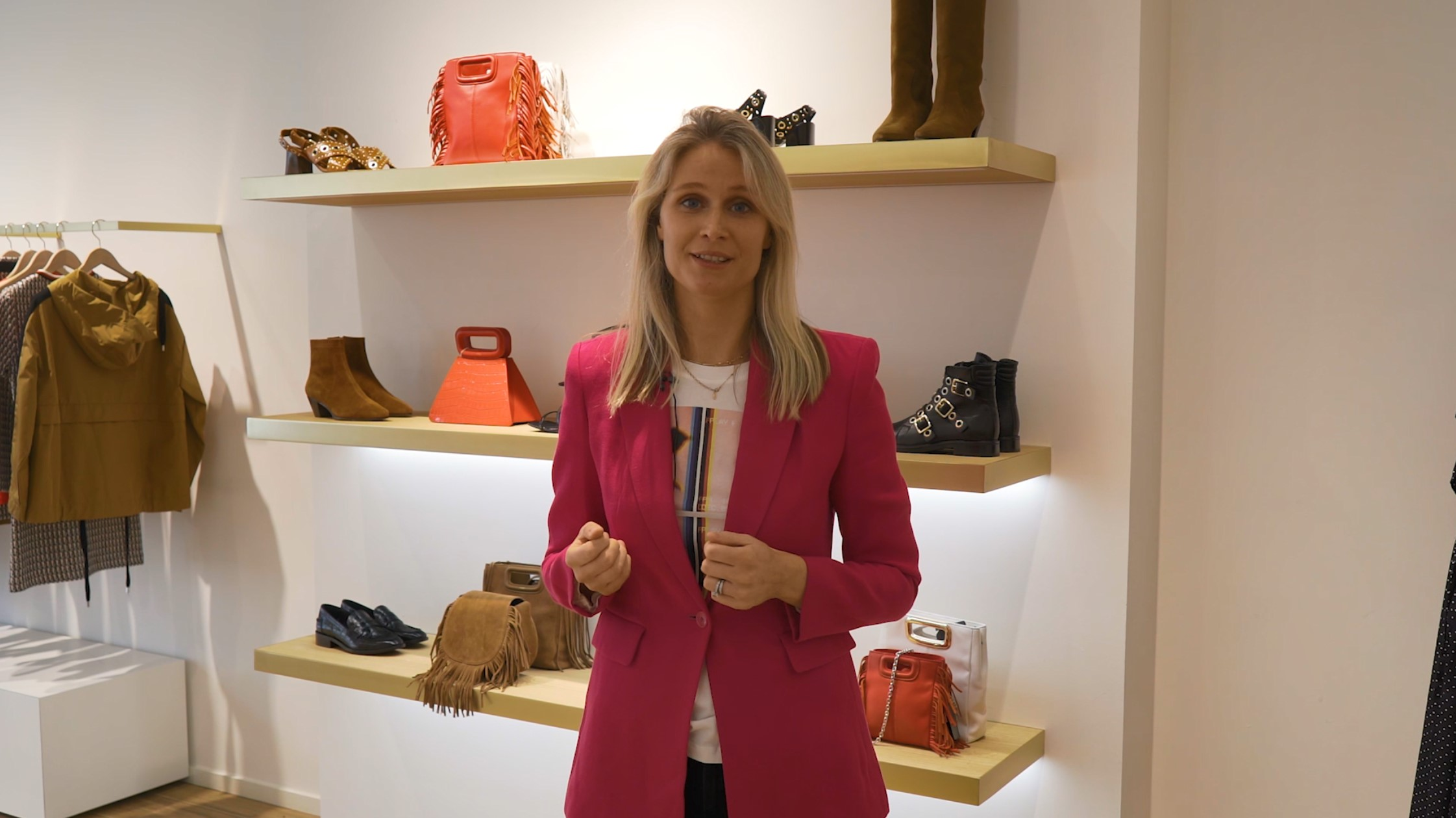 One-to-one virtual shopping with the Maje boutique at Kildare Village