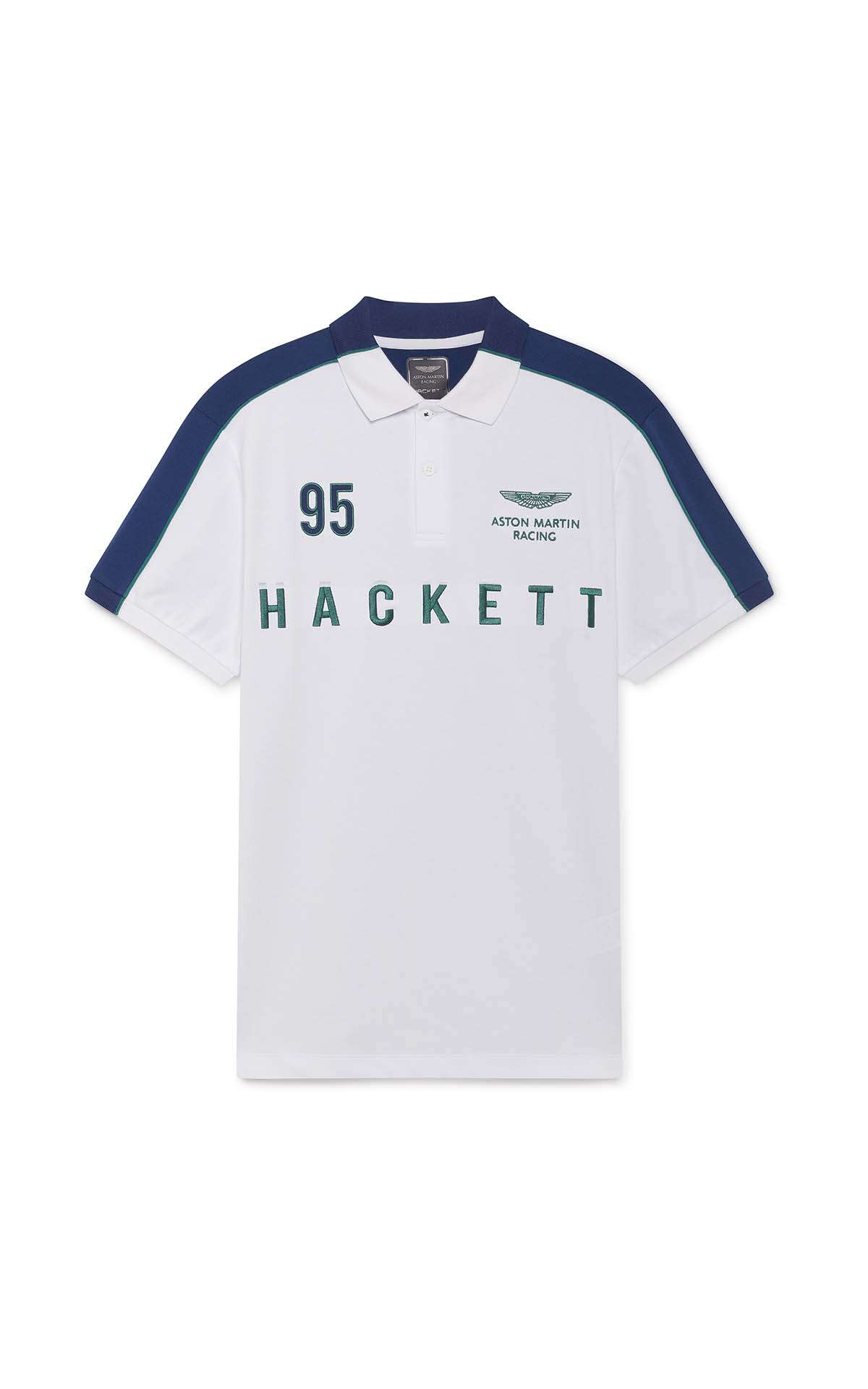 Hackett London polo at The Bicester Village Shopping Collection