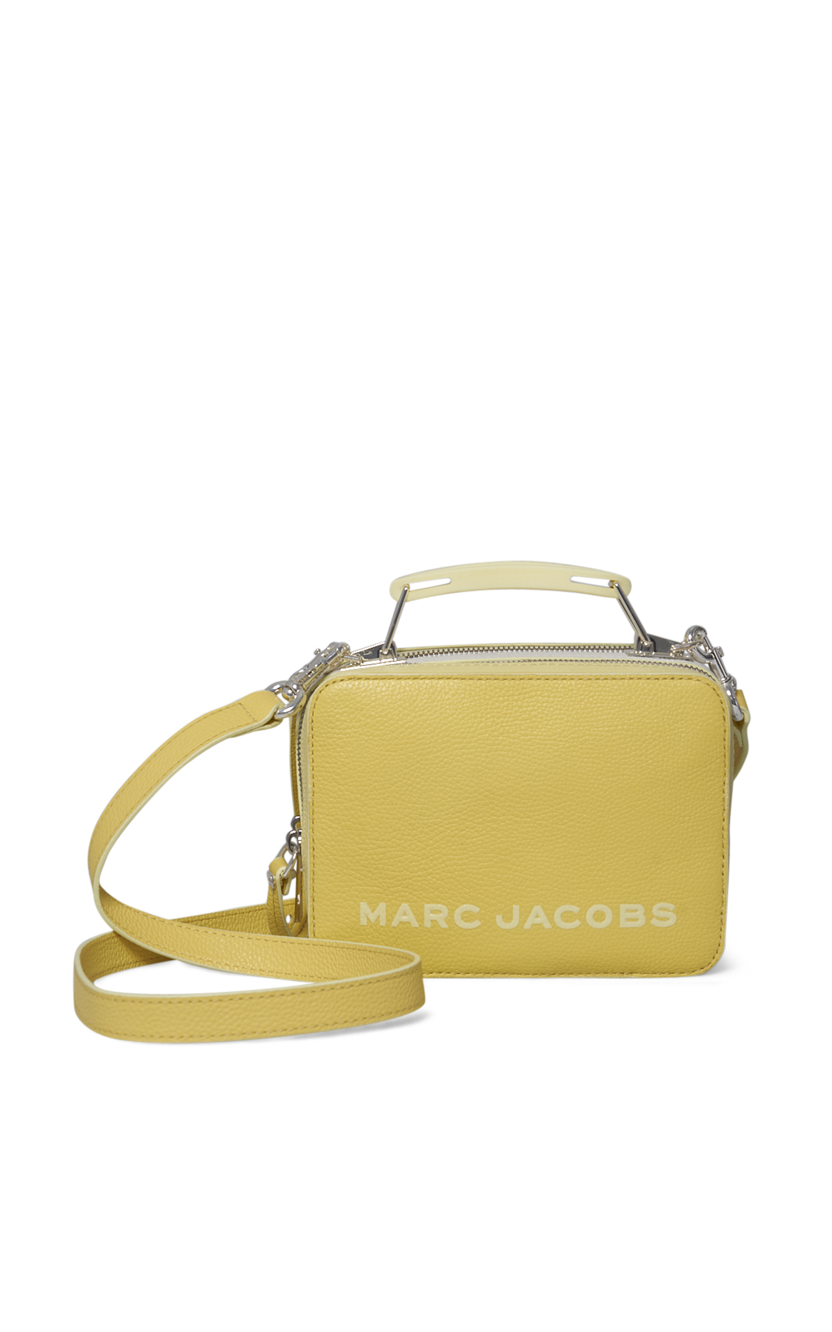 Marc Jacobs Sac The Box 20 jaune*