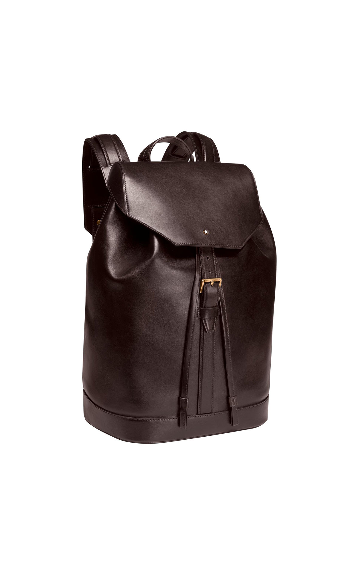 Montblanc Backpack Small, Dark Brown from Bicester Village