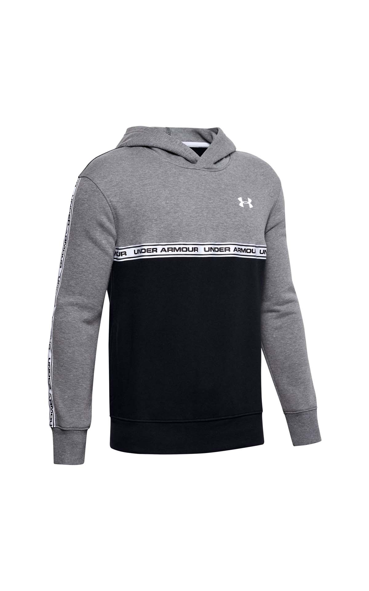 Under Armour Boy's sportstyle fleece hoodie at The Bicester Village Shopping Collection